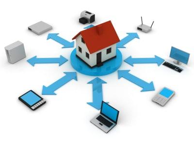 ایجاد شبکه خانگی در 5 مرحله قدم سرور مجازی پیشداد