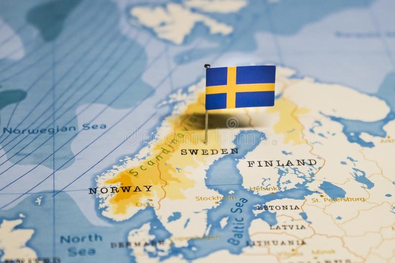 دیتاسنتر سرور مجازی از کشور سوئد